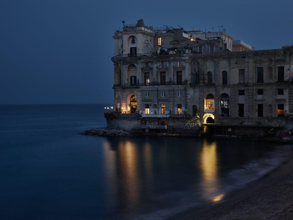 Palazzo Donn'anna, 2018, Naples © Gail Albert Halaban