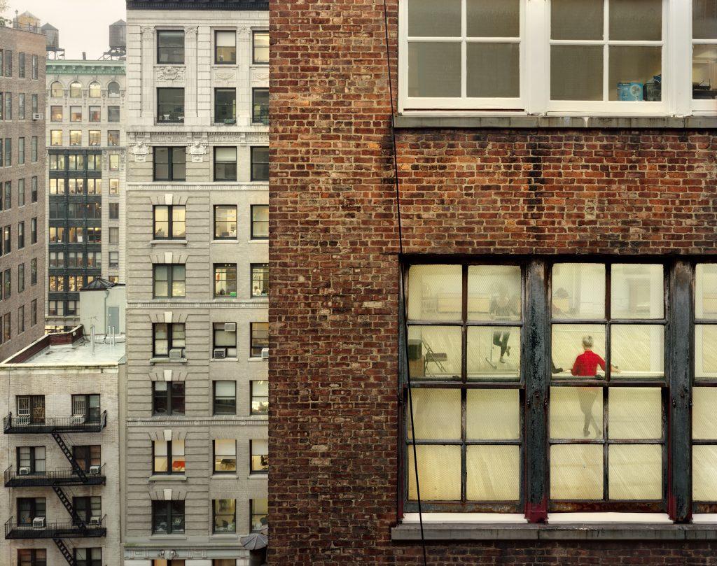 Chelsea, Dance Studio, 2019, New York © Gail Albert Halaban